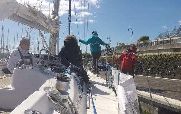 Competent Crew/Day Skipper